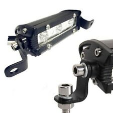 1x9W 3LED work Light Bar Combo Beam spot flood motorcycle auto Offroad lamp