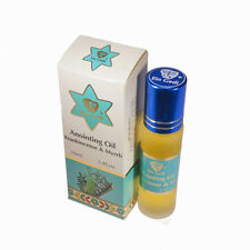 Roll On Anointing Oil Frankincense&Myrrh 0.34oz From Holyland Jerusalem