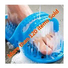 Magic Foot Scrubber Brush Massager Bath Shower Feet Slipper Surface Cleaner