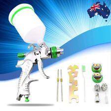 1.4-2.0mm  3Nozzles HVLP Auto Paint Air Spray Gun Set Gravity Feed Car Primer