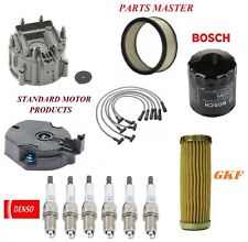 Tune Up Kit Filters Wire Plugs For GMC CABALLERO V6 3.8L; 231Cid VIN (A) 80-82