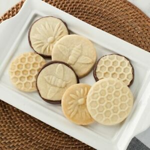 Nordic Ware Honey Bees Cookie Stamps