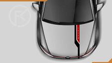 Sport Rennstreifen für Motorhaube Race Stripe Car Styling Tuning jdm Aufkleber