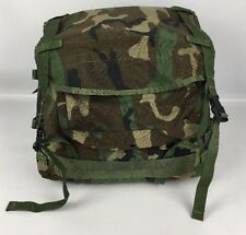US Army MOLLE II Main Pack Woodland Camo Rifleman Pack ONLY EXC