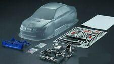 RC 1 10 EP Car 190mm Clear Lexan Bodyshell body shell SUBARU fits Tamiya,HPI