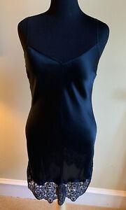 intimissimi silk Night Gown Slip XL $99 NWOT