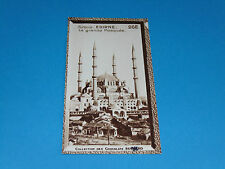 CHROMO PHOTO CHOCOLAT SUCHARD 1934 EUROPE TURQUIE TURKIYE EDIRNE