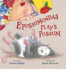 Epossumondas Plays Possum-ExLibrary
