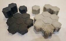 Heroscape Asphalt & Concrete Tile Lot