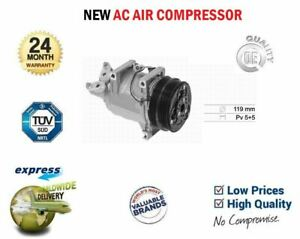 NEW AIR CONDITION AC COMPRESSOR for VOLVO S40 II T5 2004-2007