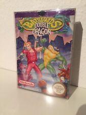 """BATTLETOADS & Double Dragon """"NINTENDO NES GIOCO CIB COMPLETO PAL"""