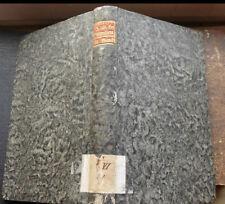 1700-1799 Pressendruck Antiquarische Bücher aus Gebundene Ausgabe und Europa