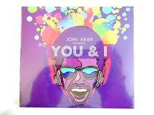 JOHN ARAM : YOU AND I (EP WITH REMIX) || CD NEUF ! PORT 0€