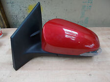 2013 TOYOTA AURIS PASSENGER SIDE WING DOOR MIRROR WITH INDICATOR & GLASS
