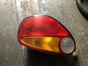 Daewoo Matiz M150 Left Tail Light 08/2002-12/2004
