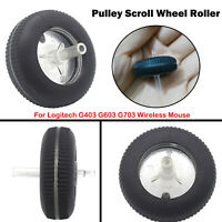 1PC Pulley Scroll Wheel Roller For Logitech G403 G603 G703 Wireless Mouse Parts