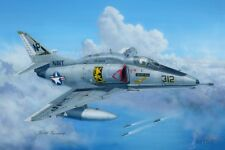 1/48 A-4F Sky Hawk Model Kit par HOBBY BOSS ~ 81765