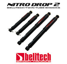 97-03 Ford F150 Nitro Drop 2 Front/Rear Shocks for 2/4 Drop