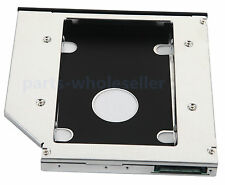 2nd Hard Drive SATA HDD SSD Caddy Adaptor for HP ProBook 4540S 4545S 4740S GT30L