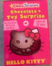 New! Hello Kitty ~EASTER Choco Treasure SURPRISE Chocolate Egg+Toy Inside