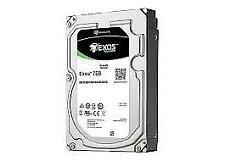Seagate ST4000NM0125 Enterprise Capacity 3.5'' HDD 4TB 7200 RPM 512e SAS 12Gb/s