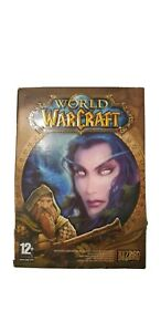 *World Of Warcraft PC DVD Rom Excellent condition