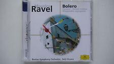 Maurice Ravel - Bolero - Seiji Ozawa - CD - DGG