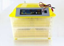 New arrival 96 egg incubator fully automatic two-level hatching machine for chic