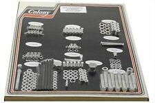 Stock Style Hardware Kit Cadmium fits Harley Davidson,V-Twin 8301 CAD