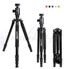 Zomei Z888 Portable Professional Travel Tripod&BallHead Stand For Digital Camera