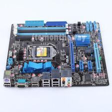 ASUS P7P55-M LGA 1156 Intel P55 SATA 3.0 Gb/s DDR3 mATX Motherboard