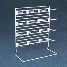 Counter Peg Display Rack - 16 Plastic Hook 4