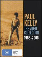 PAUL KELLY - THE VIDEO COLLECTION 1985-2000 DVD ~ GREATEST HITS ~ BEST OF *NEW*