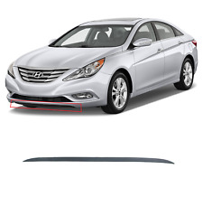Front Bumper Lower Deflector Sonata 2011-2012-2013 OEM Hyundai Front Lower Lip
