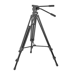 Davis & Sanford Provista 7518XB Tripod With FM18 Fluid Head Aluminum Alloy Legs