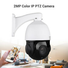 2MP 1080P IP PTZ Dome Camera Network Smart Security Onvif 18X Zoom Night Vision