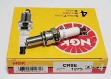 NGK Standard Spark Plugs - Stock #1275 - CR8E - Threaded Stud - Qty (4)