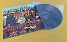 "BEATLES "" SGT PEPPER "" RARE "" MALAYSIAN ? "" 1 BOX EMI LP IN UK SLEEVE"