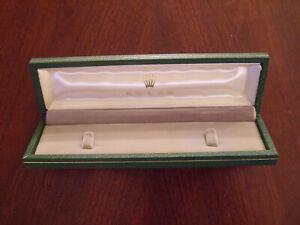 Vintage 50s 60s Rolex Box Mint Condition