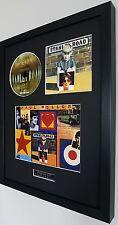 Paul Weller-Stanley Road-Framed Original CD- Plaque-Certificate-The Jam