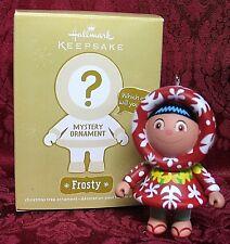 HALLMARK 2011 FROSTY MYSTERY ORNAMENT~ALOHA FROSTY