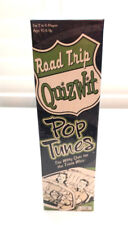 Trivia Game Road Trip QuizWit Pop Tunes Party Family Music 2 to 6 Players