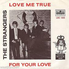 CCA STORZ LBC 1006 The Strangers - Rare German Beat - 1965 - Unplayed MINT-
