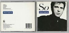 PETER GABRIEL, SO, CD 1986