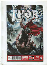 SIGNED BY ESAD RIBIC! 9.0 OR BETTER THOR GOD OF THUNDER #11