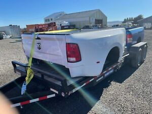  2016 Dodge Dully Take Off Truck Bed *Never Used * NEW with bumper