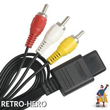 Super Nintendo TV Kabel AV Videokabel SNES Cinch Fernsehkabel AV/TV Audio Video