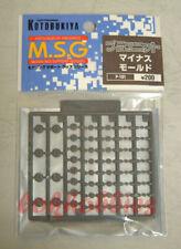 Kotobukiya M.S.G. msg modèle P101 partie arme unité minus mold