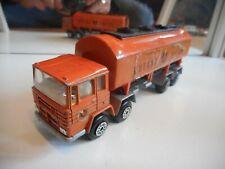 Mira Pegaso Truck Butano in Orange on 1:64