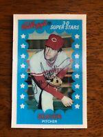 1982 Kellogg's 3D Super Stars TOM SEAVER Cincinnati Reds Baseball Card #8